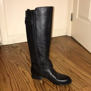 34f4968dd2d Naturalizer Shoes - Naturalizer Jillian Black Riding Boots